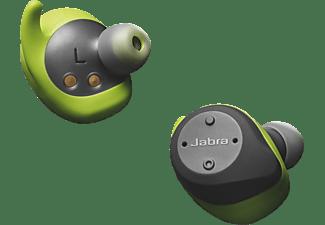 JABRA Elite Sport, In-ear True-Wireless-Kopfhörer Bluetooth Grau/Grün