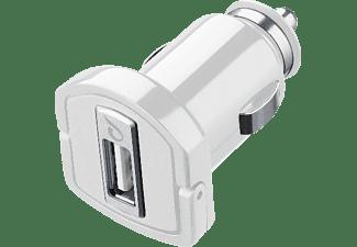 CELLULAR LINE USB Kfz Charger 5 Watt Kfz Ladegerät Apple, Weiß