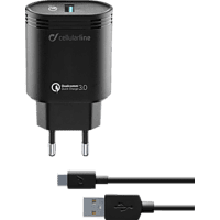 CELLULAR LINE Ladegerät 30W - USB-C - Huawei