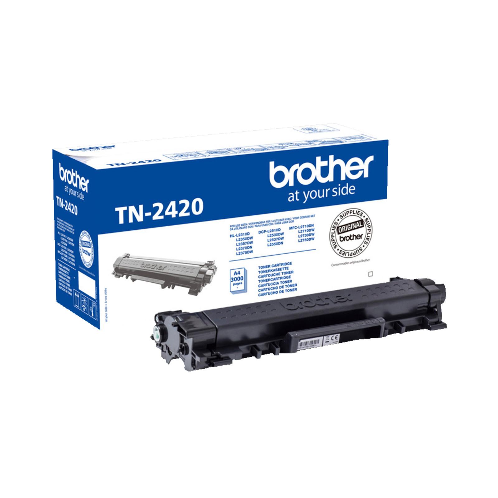 2x MWT ECO Toner SCHWARZ kompatibel für Brother TN-242BK TN242BK TN 242BK TN242