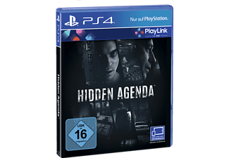 PlayLink: Hidden Agenda - [PlayStation 4]