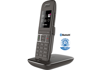 TELEKOM Speedphone 51 mit Basis Schnurlostelefon Schwarz-Braun