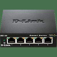 Desktop Switch D-LINK DGS-105/E 5