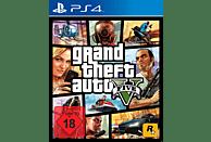 GTA 5 - Grand Theft Auto V [PlayStation 4]