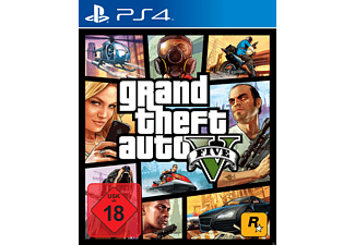 GTA 5 - Grand Theft Auto V - [PlayStation 4]