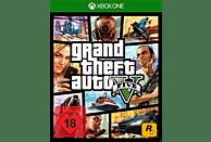 GTA 5 - Grand Theft Auto V [Xbox One]