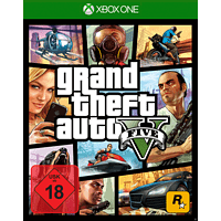 GTA 5 - Grand Theft Auto V - [Xbox One]