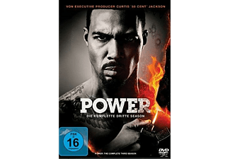 Power - Die komplette dritte Season (4 Discs) DVD