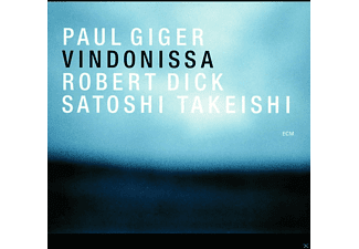 Robert Dick, Satoshi Takeishi - Vindonissa  - (CD)