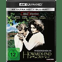 Wiedersehen in Howards End [4K Ultra HD Blu-ray + Blu-ray]