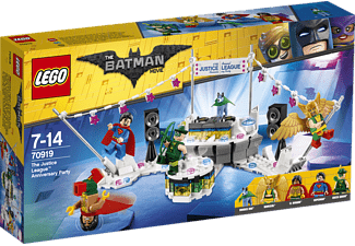 The Justice League™ Anniversary Party (70919)