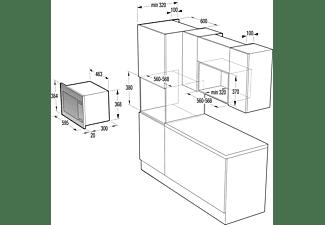 GORENJE BM171E2X Mikrowelle (700 Watt)