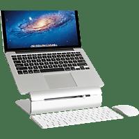RAIN DESIGN iLevel 2 Notebook Stand, Silber