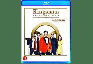 Kingsman: The Golden Circle - Blu-ray