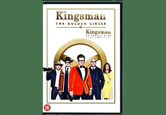 Kingsman: The Golden Circle - DVD