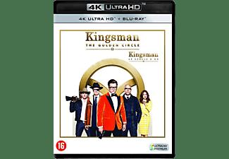 Kingsman: The Golden Circle - 4K Blu-ray