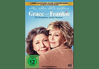 Grace and Frankie - Die komplette zweite Season (4 Discs) DVD