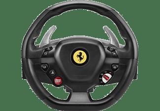 THRUSTMASTER T80 Racing Wheel Ferrari mit Pedalen schwarz für PS4, PS3