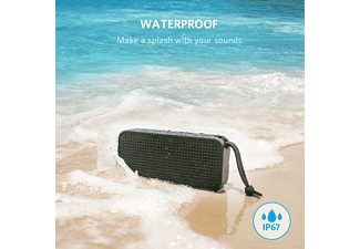 ANKER Soundcore Sport XL Bluetooth Lautsprecher, Schwarz, Wasserfest