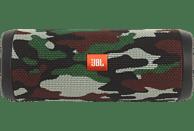 JBL Flip 4 Bluetooth Lautsprecher, Camouflage, Wasserfest