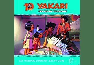 Yakari - Yakari 32: Der Heilige Tomahawk  - (CD)