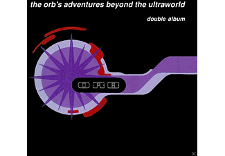 The Orb - The Orb's Adventures Beyond The Ultravoid LP