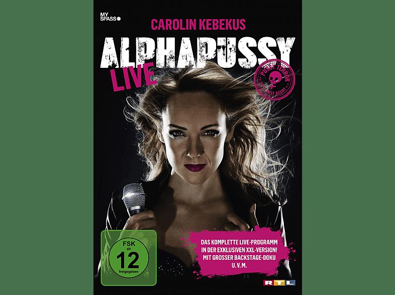 Carolin Kebekus - AlphaPussy [DVD]