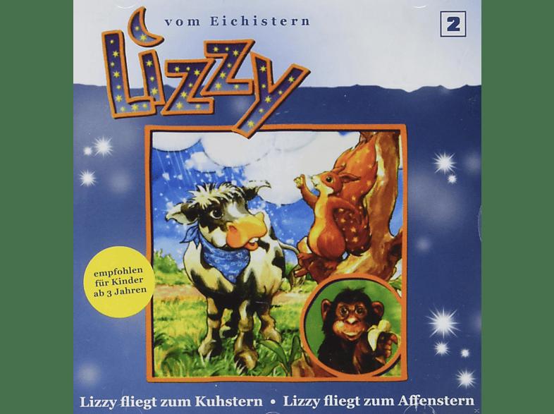 Lizzy vom Eichistern - Lizzy fliegt zum Kuhstern - Lizzy fliegt zum Affenstern - (CD)