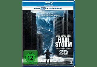 Final Storm - Der Untergang der Welt 3D Blu-ray (+2D)