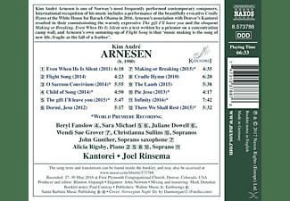 Joel/kantorei/+ Rinsema - Infinity: Chorwerke  - (CD)