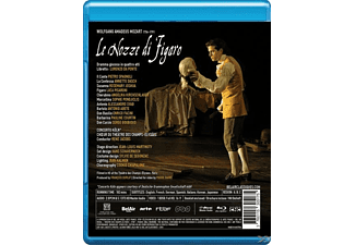 Jacobs/Pisaroni/Dasc - Le Nozze di Figaro  - (Blu-ray)
