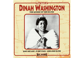 Dinah Washington - The Best Of Dinah Washington: The Queen Of The Blues  - (CD)
