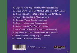 VARIOUS - Disco Maxi 80's Vol.1  - (CD)
