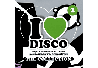 VARIOUS - I Love Disco Collection Vol.2  - (CD)