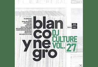 VARIOUS - Blanco Y Negro DJ Culture Vol.27  - (CD)