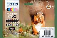 EPSON Original Tintenpatrone mehrfarbig (C13T37984010)