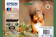 EPSON Original Tintenpatrone mehrfarbig (C13T37884010)