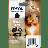 EPSON Original Tintenpatrone Eichhörnchen Schwarz (C13T37814010)