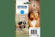 EPSON Original Tintenpatrone Cyan (C13T37824010)