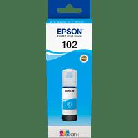EPSON Original Tintenpatrone Cyan (C13T03R240)