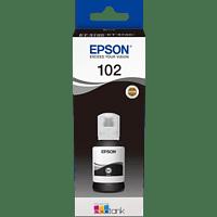 EPSON Original Tintenpatrone Schwarz (C13T03R140)