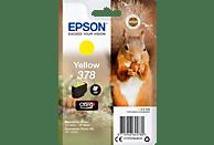 EPSON Original Tintenpatrone Gelb (C13T37844010)