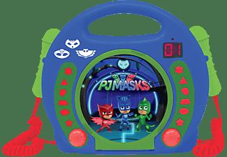 LEXIBOOK Tragbarer CD Player PJ Masks RCDK100PJM