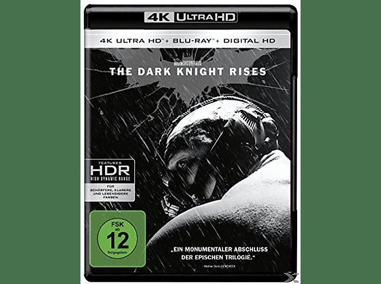 The Dark Knight Rises [4K Ultra HD Blu-ray + Blu-ray]