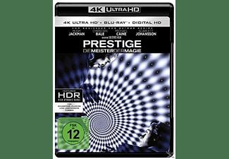 Prestige - Die Meister der Magie 4K Ultra HD Blu-ray + Blu-ray