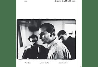 GIUFFRE/BLEY/SWALLOW - 3, 1961  - (CD)