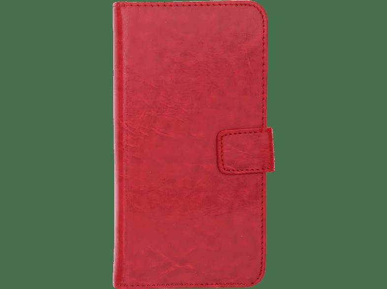 V-DESIGN BV 335 Bookcover Google Pixel 2 Kunstleder Rot