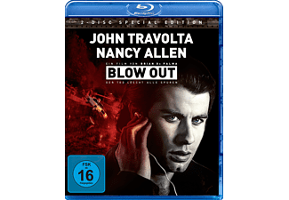 Blow Out - Der Tod löscht alle Spuren Blu-ray + DVD
