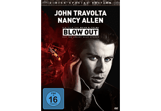 Blow Out - Der Tod löscht alle Spuren - (DVD)