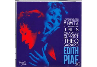 Edith Piaf - Edith Piaf 2017  - (CD)